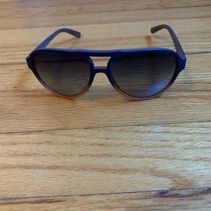 Tory Burch Accessories - Tory Burch Multicolor Aviator Style Sunglasses